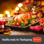 Nutritious Thanksgiving Foods for Seniors Recovering from Stroke or Heart Attack