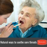 6 Natural Treatments for Alleviating a Senior's Sore Throat