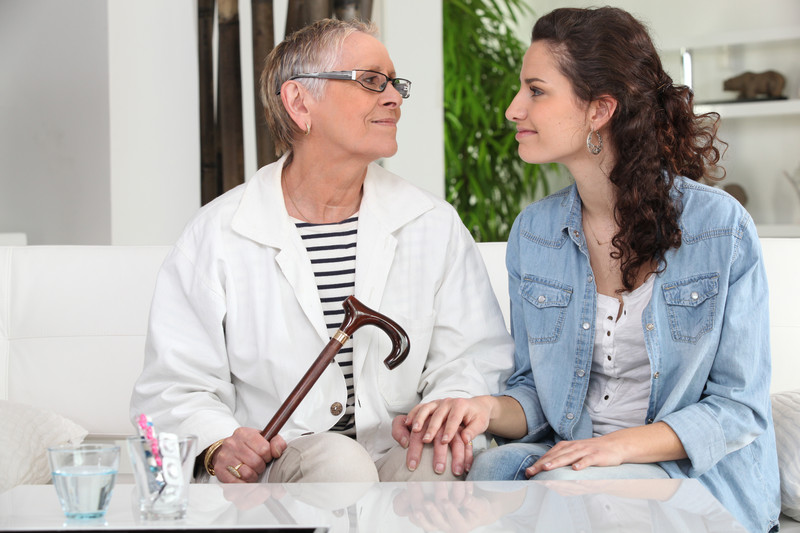Home Care Assistance_Starting the conversation with your loved one about receiving home care.