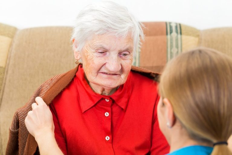 HCA - Burlington - Caring for your aging loved one