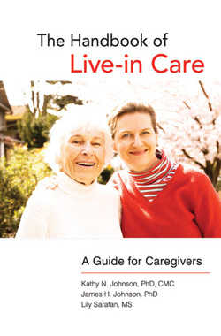 LiveIn Care handbook_cover