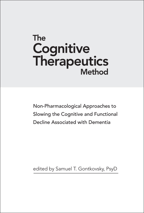 The Cognitive Therapeutics Method Cover Image