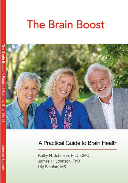 The Brain Boost Practical Guide to Brain Health Cover Photo