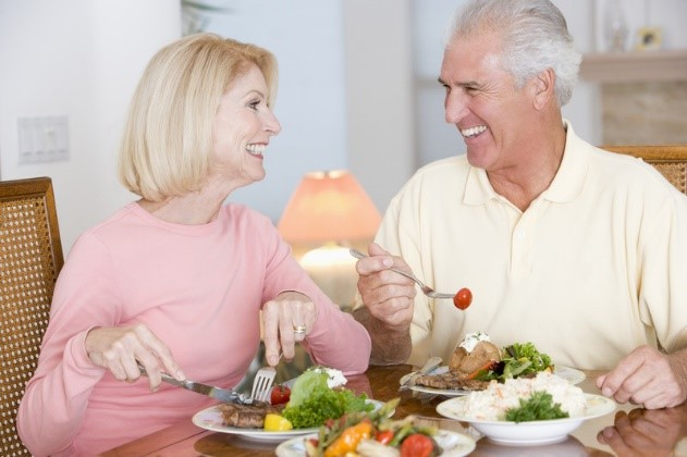 Healthy Eating Tips for Seniors with Diabetes - HCA Burlington, VT