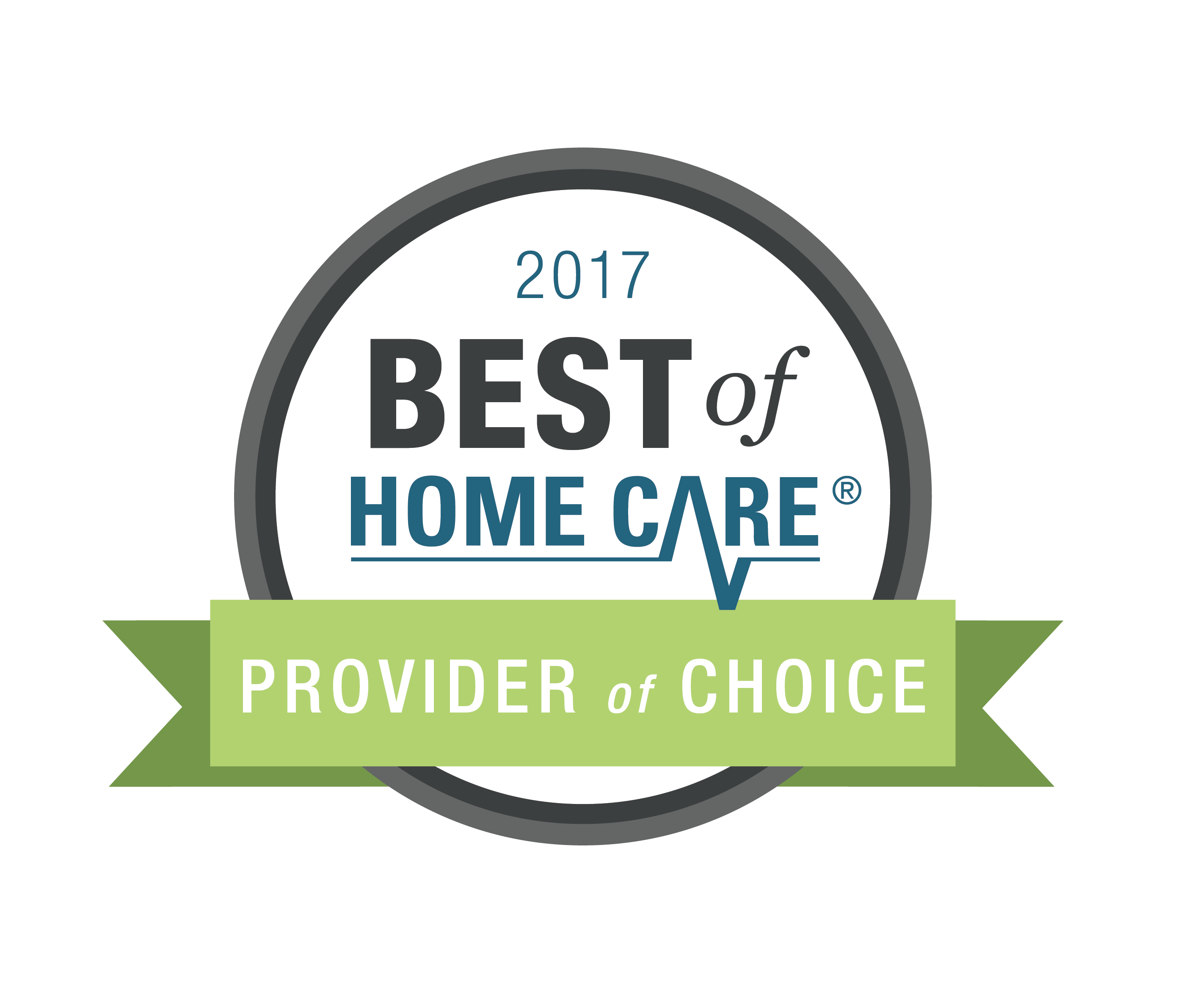 provider of choice 2017 icon