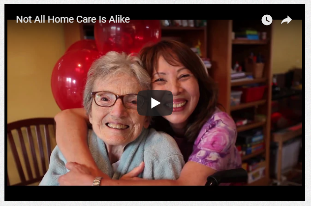 Not all home care is alike, Let Home Care Assistance provide your loved with the highest-quality in home care.