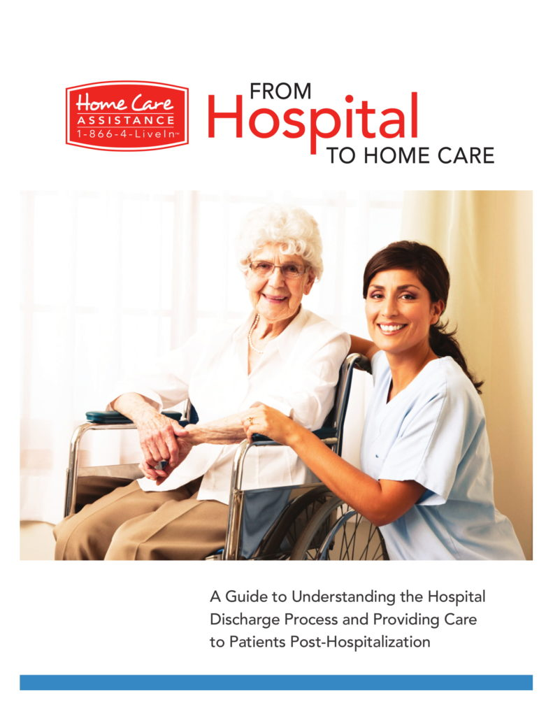 From Hospital to Home Care Guide