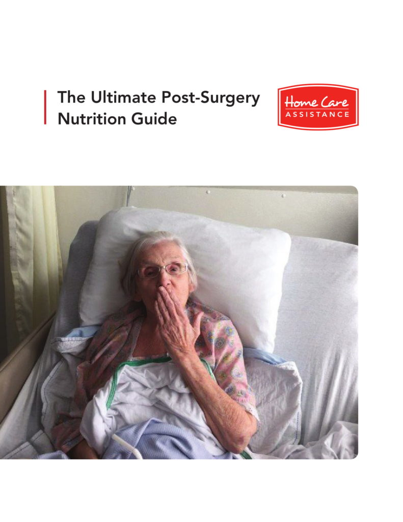 Post Surgery Nutrition Guide